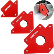 STRONG 25Lb/50Lb/75Lb WELDING MAGNET HEAVY DUTY Magnetic/Weld/Holder SMALL-LARGE