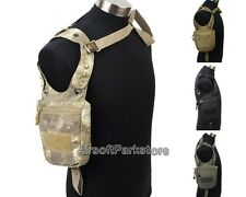 1000D Tactical Military Hunting Portable Hidden Underarm Shoulder Pouch Bag Pack