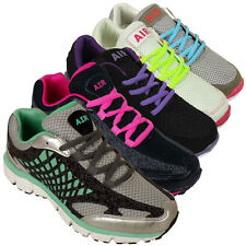 Shock Absorbing Running Shoes Women Trainers Jogging Gym Fitness Trainer Shoe