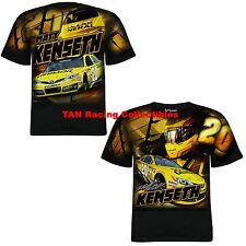 Matt Kenseth 2014 Chase Auth #20 Dollar General Total Print Tee FREE SHIP!!