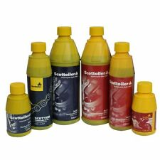 Scottoiler Top Up Oil - Ultimate Bike/Motorcycle Chain/Sprocket Protection