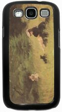 Rikki Knight Berthe Morisot  Art In the Meadow Case for Samsung Galaxy S3 S4 S5