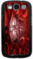 Rikki Knight Blood System In Body And Circulation Case for Samsung Galaxy S3 S4