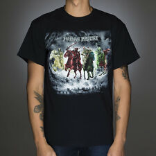 OFFICIAL Judas Priest - Four Horsemen T-shirt NEW Licensed Band Merch ALL SIZES