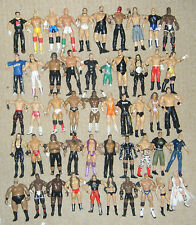 WWE WRESTLING ACTION FIGURE SERIES CLASSIC SERIES DELUXE TNA IMPACT MATTEL WWF