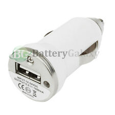 1X 2X 3X 4X 5X 10X Lot USB Car Charger for iPod Nano Touch iPhone 3 4 4S 5 5C 5S