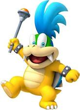 LARRY KOOPA Super Mario Bros Decal Removable WALL STICKER Home Decor Art Giant