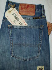 Lucky 165 Mid Relaxed Straight Mens Denim Jeans Size 30 | 32 | 36 | 40 $88 New