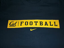 California Golden Bears UC Berkeley Cal Football Nike T-shirt - NWT Small Medium