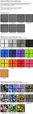 """Hydro-Turf Mat Material PWC & Boating - 40"""" x 62"""" - You Choose Color, Groove, 3m"""