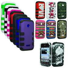 Phone Case For Huawei Inspira Tri-Layered Hard Rib Cover / For ZTE Glory H868c