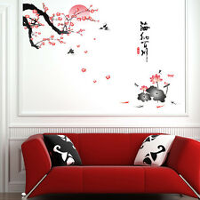 7 Design New Home Decor Natural Removable Wall Art Decals Vinyl Stickers