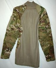 EUC GI Genuine Issue Massif Multicam Army Combat Shirt - Flame Resistant