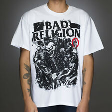 OFFICIAL Bad Religion - Skeletons T-shirt NEW Licensed Band Merch ALL SIZES