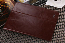 Luxury Leather Case Card Slot Cover Stand For Apple iPad 4 3 2