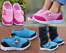 Cool Kids Boys' Girl's Toddler Breathable Sneaker Double Tennis Flats Shoes MT05