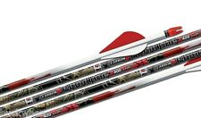 6 Or 12 Easton 330 Or 400 Bloodline Realtree Camo Arrow Shafts Or Fletched