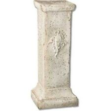 Four Seasons Pedestal For Outdoor Garden Statue/Sculpture/Planter- FSGO32