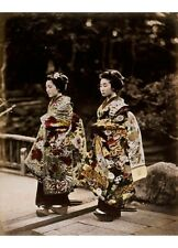 "ANONYMOUS ""Japanese Costumes"" Traditional Print NEW various SIZES available, NEW"
