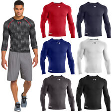 Under Armour 2014 Mens HeatGear Sonic Compression Long Sleeve Base Layer Top