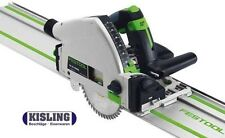 Festool Circular Saw Ts 55 Rebq-plus Fs 561580 Systainer + Fs1400/2 Plunge Saw