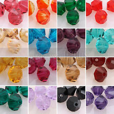 100pcs 5301 4mm Bicone Austria Beads Charms Loose Beads Color Pick Free Shipping