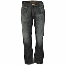 Mens Mish Mash 1987 Mid Fighter Jeans In Denim From Get The Label