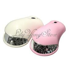 3W/6W Nail Art Mini LED Lamp Light UV Gel Polish Cure Dryer Portable Manicure