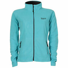 Brave Soul Womens Micro Fleece Jacket In Blue From Get The Label