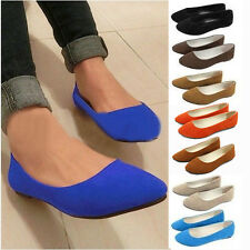 New Slippers Loafers Outdoor Moccasins Slip-on Flats Ballerina Dolly Women Shoes
