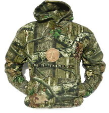 New Cabela's Camo Hunting Hoodie Men's Heavyweight Logo M, L, XL, 2XL, 3XL $60