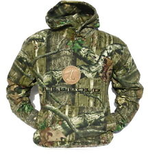 Cabela's Heavyweight Mossy Oak Infinity, Realtree, Treestand Camo Hunting Hoodie