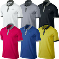 Nike Golf 2014 Mens Dri FIT Ultra 2.0 Golf Polo Shirt *New Colours*