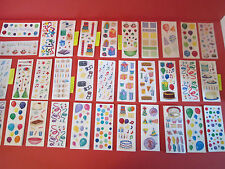Creative Memories You CHOOSE 1 Studio Sheet of Birthday Party Sticker