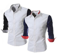 Sexy Fashion Polo Shirt Office Meeting Dating Dress Shirts Casual Tees Tops XS-L