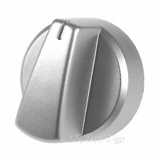 BELLING Oven Cooker Hob Gas Control Knob Silver Switch Spare Part 444447139
