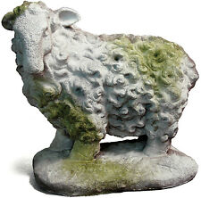 Scottish Sheep Garden Statue by Orlandi Statuary FS8712