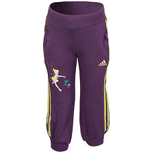 Infant Girls adidas Disney Tinkerbell Jog Pant In Purple From Get The Label