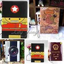 Travel Passport Holder Ticket Document Protector Cover Case Bag Organizer Wallet