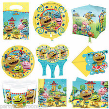 Disney Henry Hugglemonster Birthday Party Tableware Decorations One Listing PS