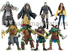 Teenage Mutant Ninja Turtles - Movie Action Figures Collection