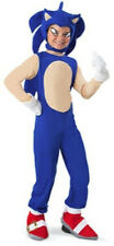 Sonic the Hedgehog Childs Sega Halloween Costume S 4 - 5 M 8 - 10 L 12 - 14  New