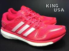 Women's Adidas Energy Boost 2 Running Shoes Pink