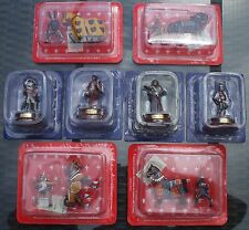 DeAGOSTINI 54mm / 1:32nd SCALE HAND PAINTED METAL FIGURES CHOICE OF 8