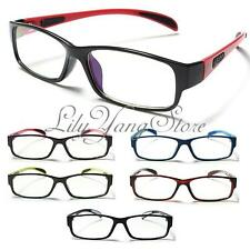 Fashion Unisex Women Clear Lens Lightweight Eyeglasses Frame Optical Eye Glasses