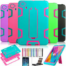 Heady Duty Survivor Shockproof Military Hybrid Hard Case Cover For New iPad Mini