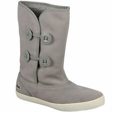 Lacoste Womens Brier Ci Spw In Grey From Get The Label
