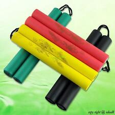 Foam Dragon Training Nunchucks Nunchakus Martial Arts Padded 4 Colors
