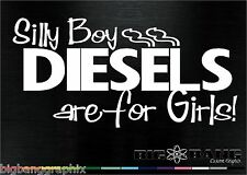 Funny Diesel Decal Powerstroke Pickup Bad Girl Vinyl Window Truck Car Sticker
