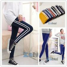 Casual Women Yoga Gym Sports Pants Leggings Cotton Stretch Sweatpant